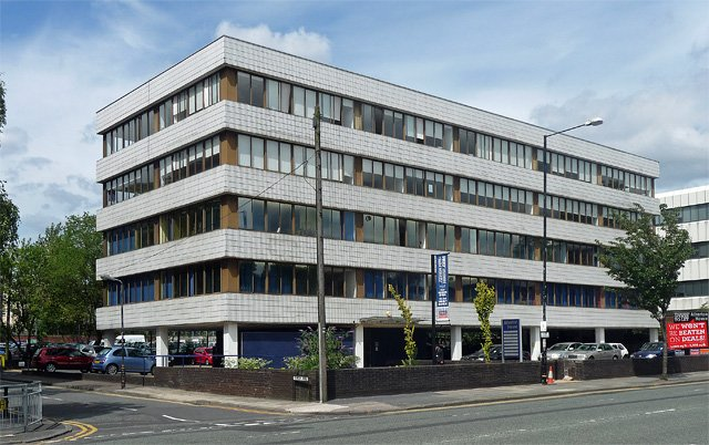 Atherton House sold for office -to-resi