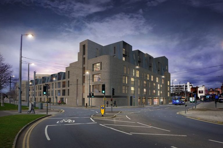 Hundreds of new student flats granted planning permission near train station