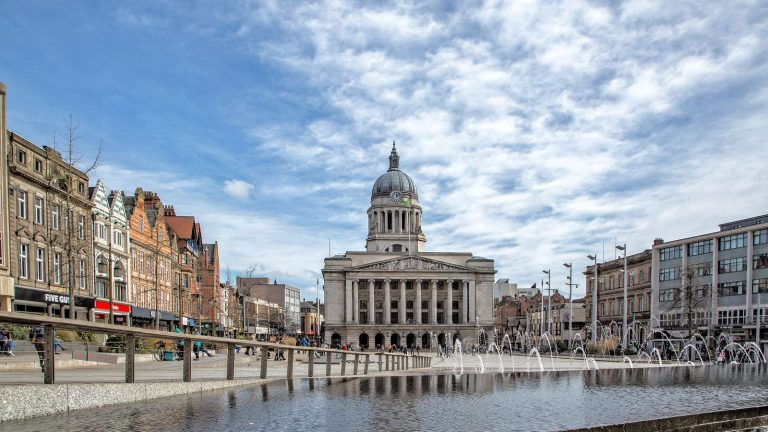 Councillors back £50m eight-storey Nottingham development