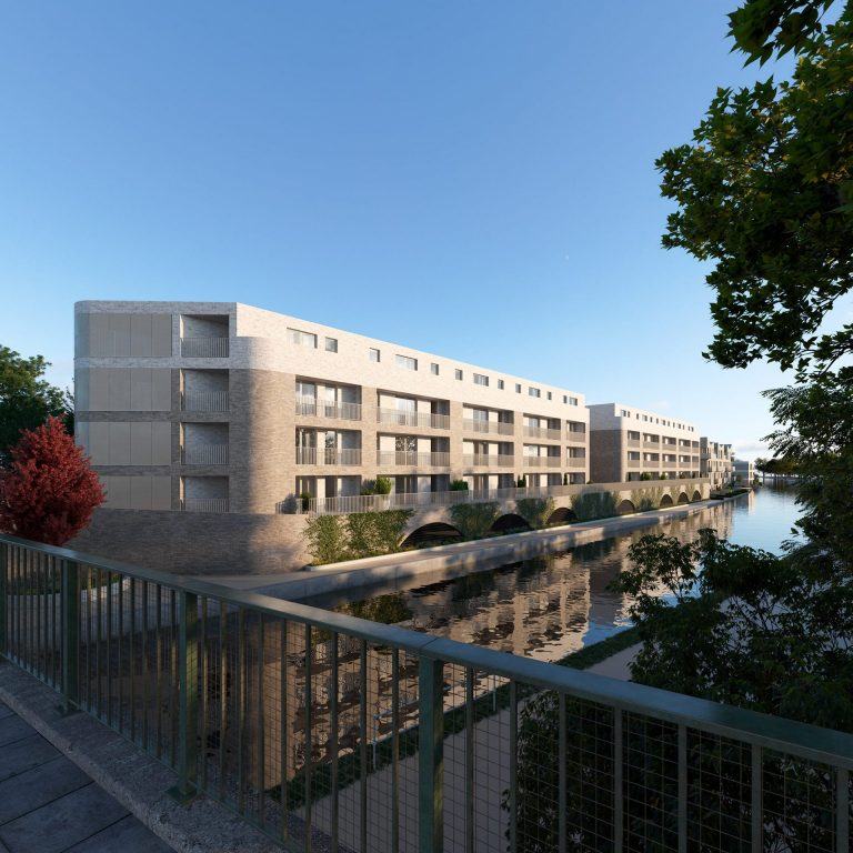 Planning application submitted for Royal Canal Works