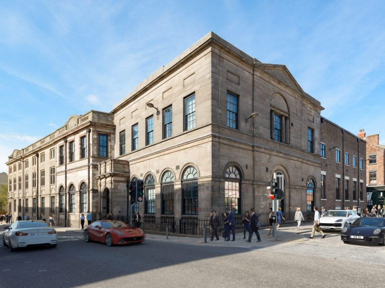 Building Application submitted for Duke & Parr