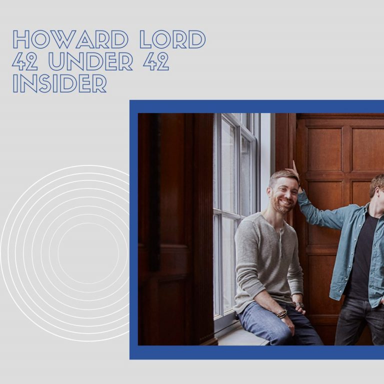 Howard Lord: 42 under 42