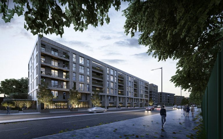 Planning for second Oldham Road scheme